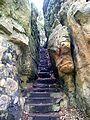 Consdorf, Buergkapp (stairs).jpg