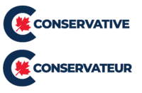 Conservative Party of Canada logo, billingual.png