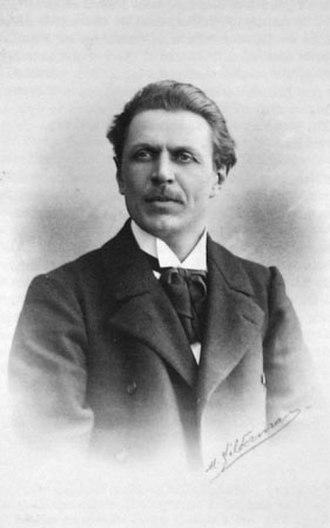 Constantin Kousnetzoff - Constantin Kousnetzoff (1900)