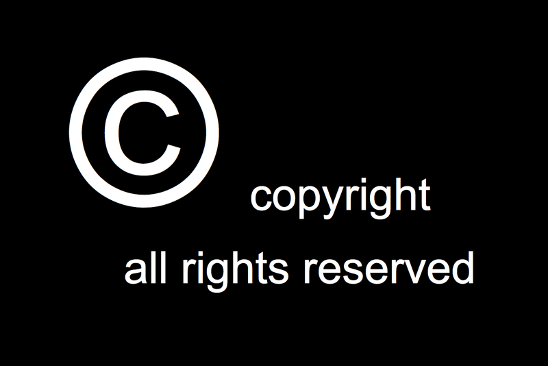 File:Copyright- all rights reserved.png