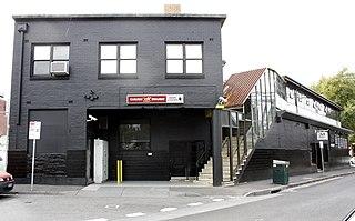 Corner Hotel Pub and music venue in Melbourne, Australia