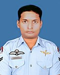 Corporal Jyoti Prakash Nirala, Ashok Chakra, Indian Air Force.jpg