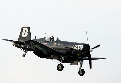 surviving vought f4u corsairs - HD2743×1891