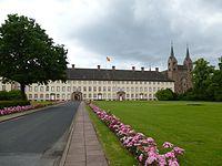 Corvey Anlage vom Torhaus.jpg