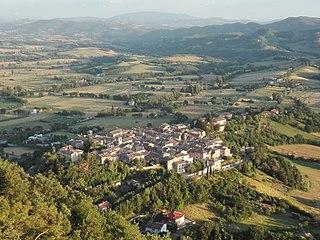 Costacciaro Comune in Umbria, Italy