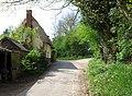 Cottage on Water Lane - geograph.org.uk - 405119.jpg