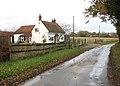 Cottage south of Washingford Bridge - geograph.org.uk - 1581014.jpg