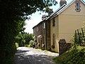 Cottages near Yetsonais Park Farm - geograph.org.uk - 210456.jpg