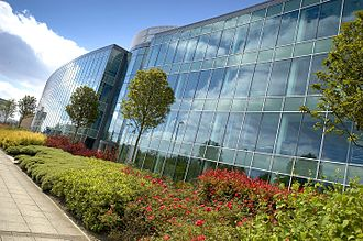 North of Tyne Combined Authority - Image: Council HQ Cobalt Business Park