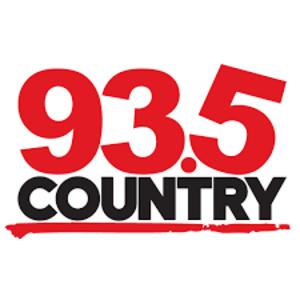 CKXC-FM - Image: Country 935logo