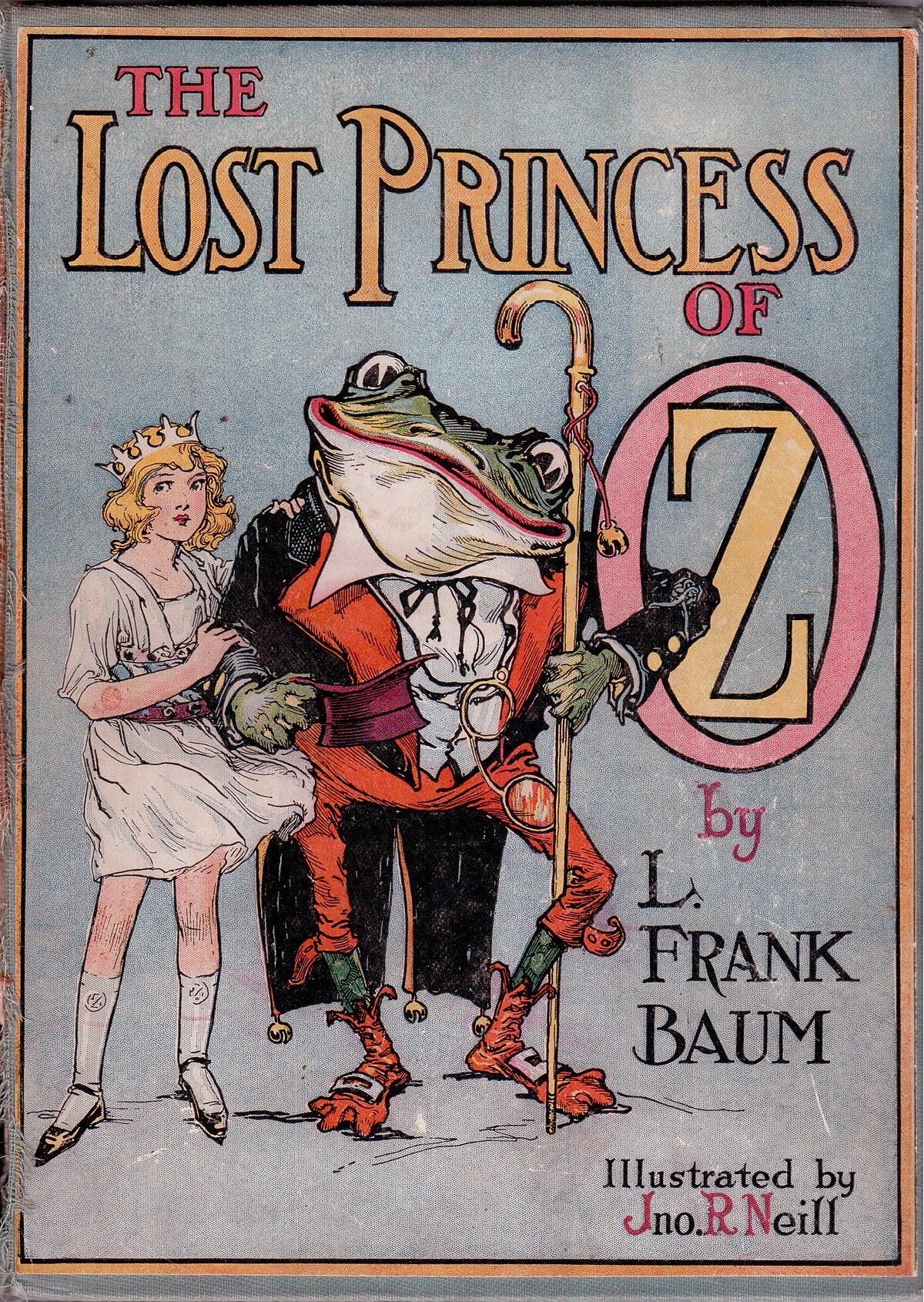 The Lost Princess Of Oz Wikipedia