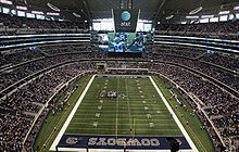 Dallas Cowboys Stadium - Arlington TX - The Boys Are Back blog