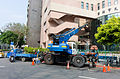 Crane Truck Support Main Entrance Covered Walkway Building 20150318b.jpg