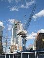 Crane towering above Bishopsgate - geograph.org.uk - 1818853.jpg