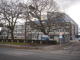 West Green, West Sussex - Crawley Hospital
