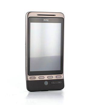 HTC Hero - Image: Creative Tools.se Packshot Creator HTC Hero Android