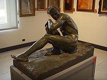 Cremona, museo civico, arturo ferraroni, capaneo 03.JPG