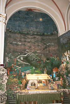 Szopka W Panewnikach Wikipedia Wolna Encyklopedia