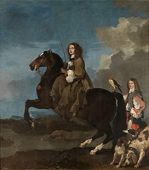 1653 in Sweden - Sébastien Bourdon-Christina of Sweden 1653