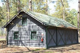 Crossett Experimental Forest - Image: Crossett Experimental Forest Building No. 2