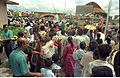 Crowd - Dinosaurs Alive Exhibition - Science City - Calcutta 1995-07-31 343.JPG
