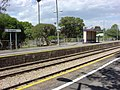 Croydon railway station, Adelaide, City Bound Platform.JPG