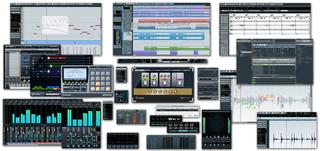 Steinberg Cubase Digital audio workstation