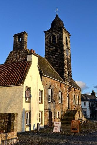 Culross - Culross Town House
