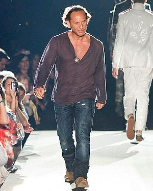 Custo Dalmau - Custo Dalmau at The Brandery fashion show (Barcelona, 2010)