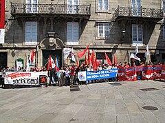 Día do traballo. Santiago de Compostela 2009 70.jpg