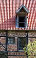 Dülmen, Dernekamp, Fachwerkspeicher -- 2015 -- 5733.jpg
