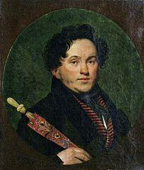 Portrait of D. N. Filosofov