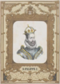D. Felippe I (Colecção de Reis e Rainhas de Portugal, séc. XIX).png