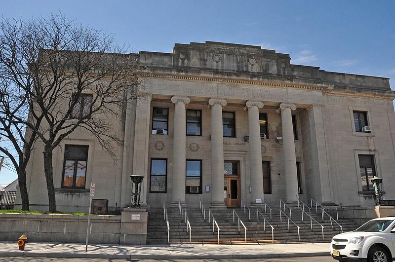File:DANFORTH MEMORIAL LIBRARY, PASSAIC COUNTY, NJ.jpg