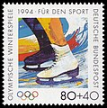 DBP 1994 1717 Sporthilfe Eiskunstlauf.jpg
