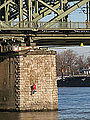 DE-NW - Cologne - Christmas - Holiday - Hohenzollern Bridge - Title- Santa Suicide - Santa (4890688580).jpg