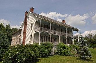 Snake Spring Township, Bedford County, Pennsylvania - Defibaugh Tavern