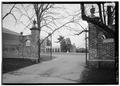 DETAIL OF ENTRANCE GATES - Belcaro, 2000 Belcaro Drive, Knoxville, Knox County, TN HABS TENN,47-KNOVI,6-1.tif