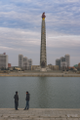DPRK - La Torre Juche, ya quería preguntar e ir a tantos lugares (39114979750).png