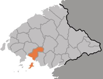 Sonchon County - Image: DPRK Pyongbuk Sonchon