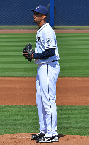 Tyson Ross - Ross with San Diego