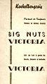 DSP. Koekelberg. Publicité Victoria. 1956.jpg
