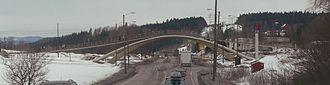 Vebjørn Sand Da Vinci Project - Image: Da Vinci Bridge Ski