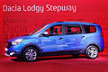 Dacia Lodgy Stepway - Mondial de l'Automobile de Paris 2014 - 002.jpg