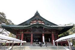 Daikoin temple ota gunma.jpg