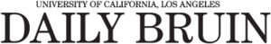 Daily Bruin - Image: Daily Bruin Text Logo