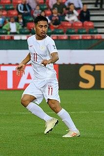 Daisuke Sato (footballer) Filipino-Japanese footballer