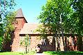 Damshagen, St. Thomas- Kirche, Außenansicht 2.JPG