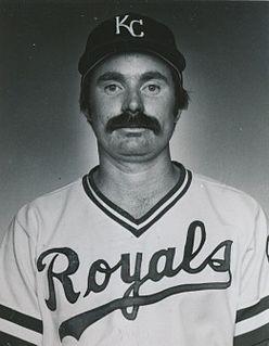 Dan Quisenberry American baseball player