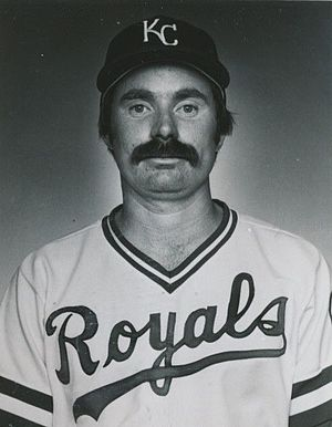 Dan Quisenberry - Quisenberry in 1986.